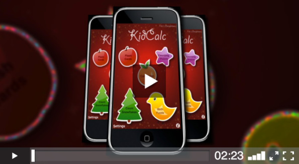 KidCalc Christmas Math Fun
